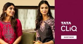 Tatacliq TataCliq Offer : Women's Sarees & Lehengas Upto 65% OFF