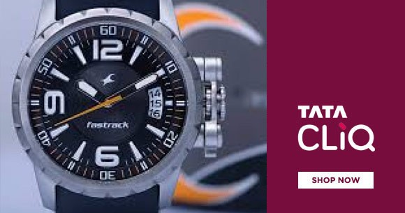 840eb7c2eed Special Offer - TataCliq Offer   Fastrack Watches Upto 30% OFF