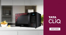 Tatacliq Extra 5% Off on All Microwaves