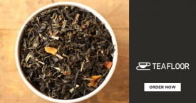 Teafloor Great Offer : Mint Green Tea 100g Just Rs.172