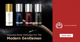 Themancompany Best Price : Body Perfume Starting From Rs. 349
