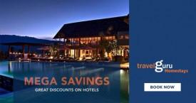 Travelguru Travelguru Festive Sale : Get Great Savings on Hotels