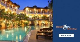 Travelguru Mega Saving : Get Upto 20% Off On Hotel Bookings