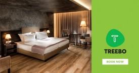 Treebohotels Flat 50% Off + 5% Extra on Treebo Hotels