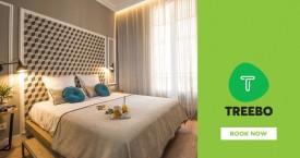 Treebohotels Flat 50% Off on Treebo Hotels