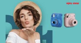 Vijaysales Upto 25% Off on Fujifilm Instax Mini 9 and Mini 11 Instant Camera