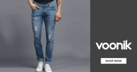 Voonik Men's Bottom Wear : Get Upto 70% OFF