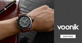 Voonik Men's Watch Starts @ Rs. 349