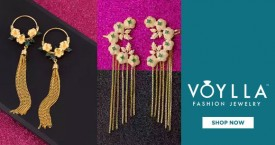 Voylla Best Deal : Upto 50% OFF on Antara Jewellery Collection