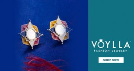 Voylla Special Deal : Upto 50% OFF on Bandhej Jewellery