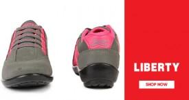 Libertyshoesonline Hot Deal : Upto 25% Off on Women's Footwear
