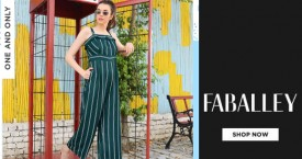Faballey Best Deal : Upto 40% Off on Women's Jumpsuits
