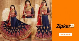 Zipker Hot Deal : Party Wear Upto 70% OFF