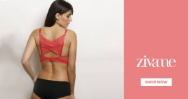 Zivame Pretty Black Bras Collection - Buy 3 At Rs. 1099