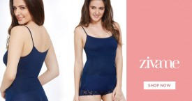 Zivame Upto 30% OFF on Shaping Camis & Slips Collection