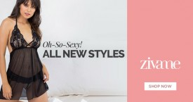 Zivame 40% OFF on Baby Dolls Collections