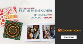 Zoomin Zoomin Offer : Festive Theme Covers Starts At Rs. 149