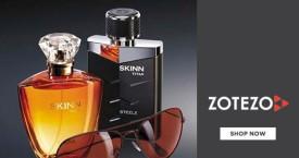 Zotezo Zotezo Offer : Skinn Perfumes Starts At Rs. 528