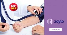 Zoylo Special Offer : Upto 60% Off on Zoylo Basic Health Checkup